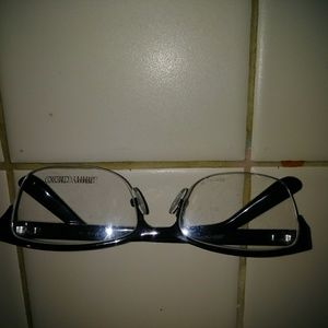 Nice pair of jimmy choo glasses/ no case
